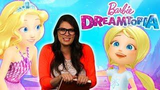 Read Barbie Dreamtopia: Festival of Fun with Ms. Booksy! | Cool School