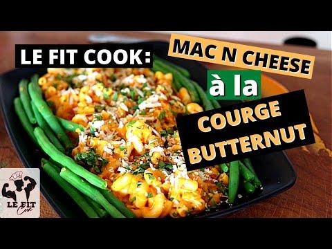 le-fit-cook:-mac-n-cheese-à-la-courge-butternut