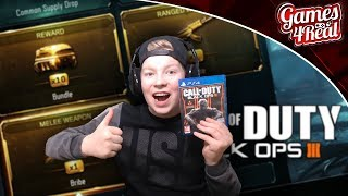 Bo3 Road To Tripple Played Chillstream (NL) Road To 9000 subs! (Ps4)