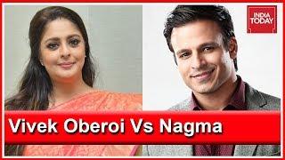 Vivek Oberoi Vs Congress' Nagma: Is Narendra Modi Biopic BJP Propaganda? | Bollywood Faceoff