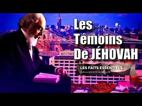 Fait1: l'historique de la société des Témoins de Jéhovah (suite1) sur les Témoins de Jéhovah