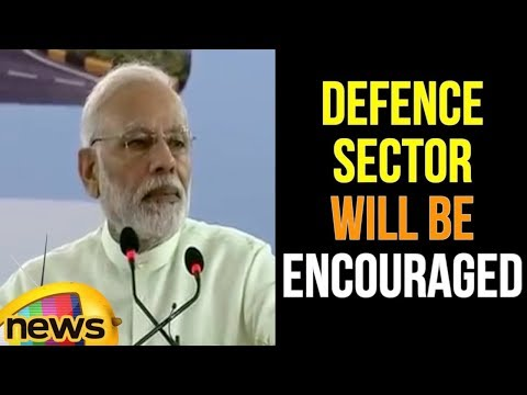 Modi Says Private Venture Capital Into The Defence Sector Will Be Encouraged | Mango News