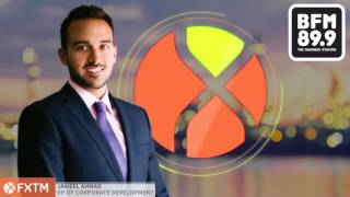 BFM: The Business Radio Interviews Jameel Ahmad of ForexTime FXTM | 28/10/2014