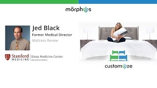 Former Medical Director of Stanford University Conducts Morphiis Mattress Review