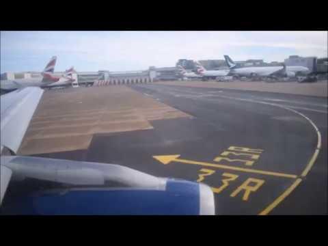 British Airways Airbus a319 Club Europe Gatwick-Malaga