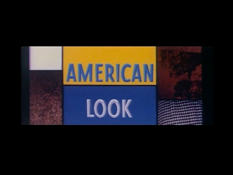 American Look by Handy (Jam) Organization  Published 1958