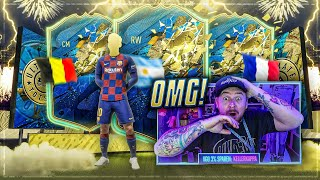 RREIN! BEST OF Tots Packluck PARADE 😱 Best Of Weekend FIFA 20 🔥 Lightning ROUND