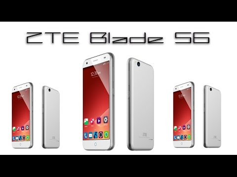 Zte Blade s6 Antutu Zte Blade S6-the First Android