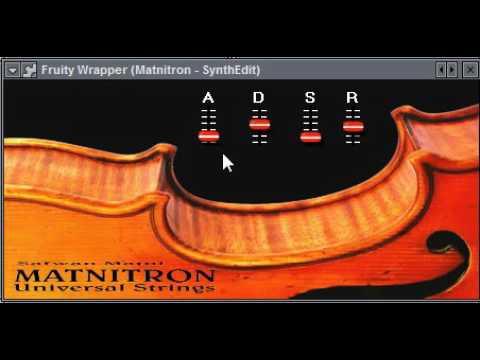 Matnitron - Free Strings Vst Instrument