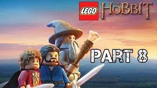 LEGO: The Hobbit - Precious (Goblin Town) - Part 8 (Walkthrough, Gameplay)