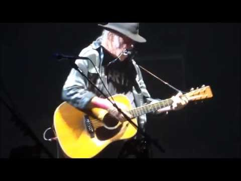 Neil Young + Promise of the Real - Paris - Arena le 23 juin 2016