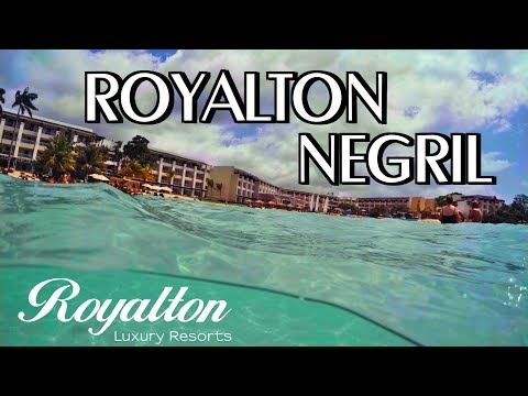 ROYALTON NEGRIL 2017 Jamaica Vacation Vlog - Bloody Bay - Seven Mile Beach GoPro@Gimbal 1080p 60Fps