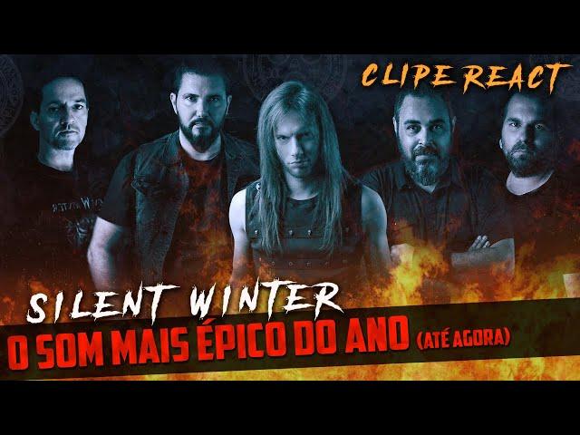 Metal grego em sua forma mais ÉPICA | Clipe de Empire of Sins [Video React] - Radar #5