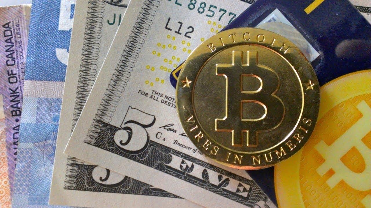 Что такое криптовалюта биткоин? - YouTube