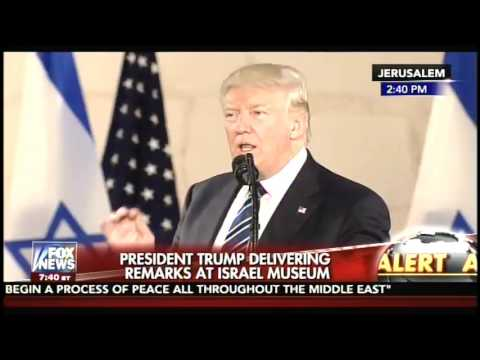 Trump: Iran Wants Israel's Destruction... 'Not with Donald J. Trump,' They Won't Get Nuclear Weapons