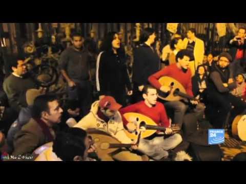 Occuper Tahrir en chantant