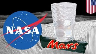 NASA announcement: Flowing water on Mars could possibly sustain life on Mars - TomoNews