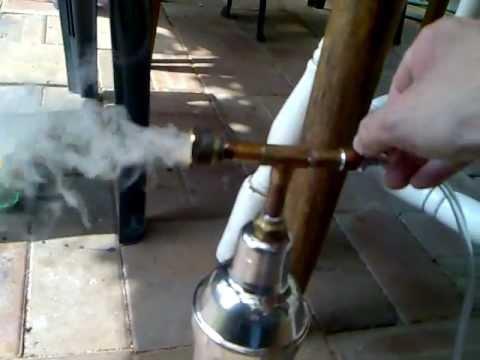 Venturi Cold Smoke Generator