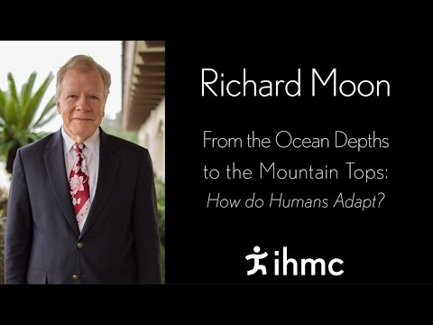 Richard Moon - From the Ocean Depths to the Mountain Tops
