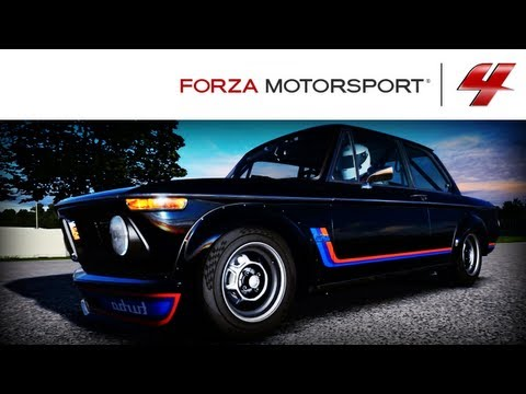 Forza 4 1080p 1973 BMW 2002 Turbo C Class TUNED Expert (Viewer Request)
