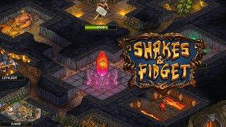 SFGame: Fortschritt bei der Unterwelt | Let's Play Shakes & Fidget