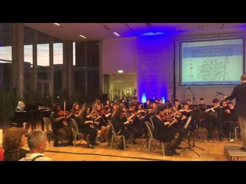 Orchestra liceo Severi di Castellammare di Stabia 1*Premio Concorso Scandicci (FI)