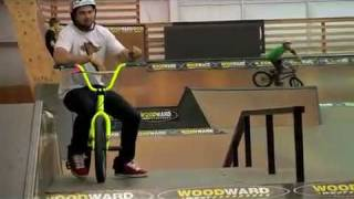 Game Of BIKE with Aaron Ross at Woodward West