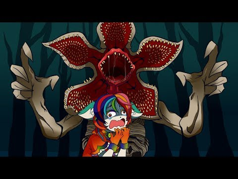 [VRChat] Scaring vrchat users with the demogorgon from stranger things