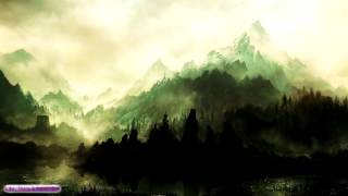 Relaxing Ambient Music | Misty Mountains | Music For Sleep, Meditation & Relaxing