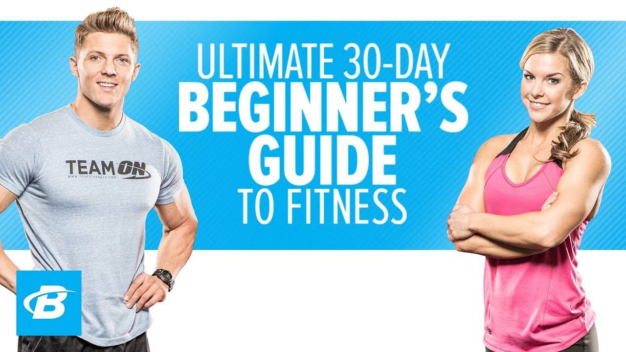 <div>Ultimate 30-Day Beginner's Guide To Fitness | Training Program</div>