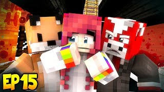 new youtuber joins the vampires minecraft harmony hollow modded smp ep15 s3