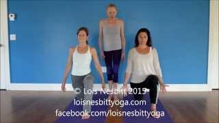 Lois Yoga: Teaching Anjaneyasana