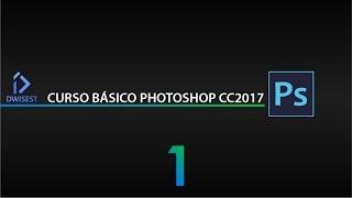 Curso básico Photoshop CC 2017 parte 1 - Tutorial para principiantes - En Español