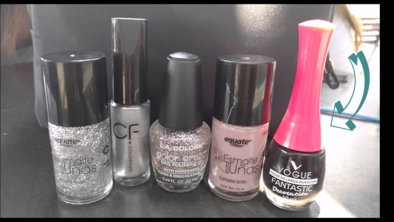 Tutorial para pintar uñas largas, medianas y cortas. - YouTube
