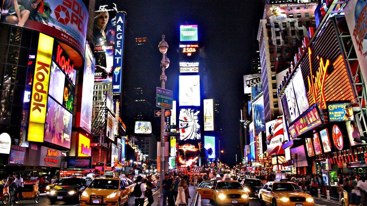 Kết quả hình ảnh cho Quảng trường Thời Đại Time Square