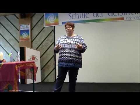 Silke Wagner: Lebendige Spiritualität (Schladming/Österreich 2016)