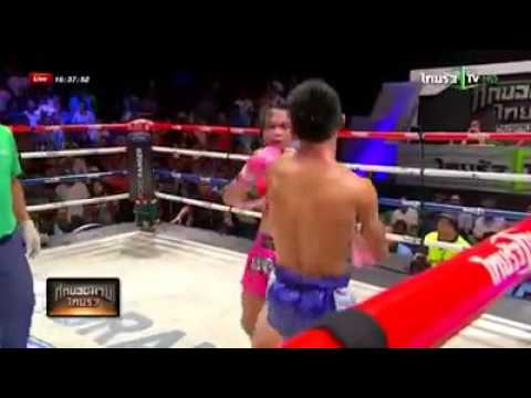 Transgender vs Man Muay Thai - THAILAND