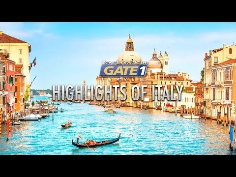 Gate 1 Italy Highlights