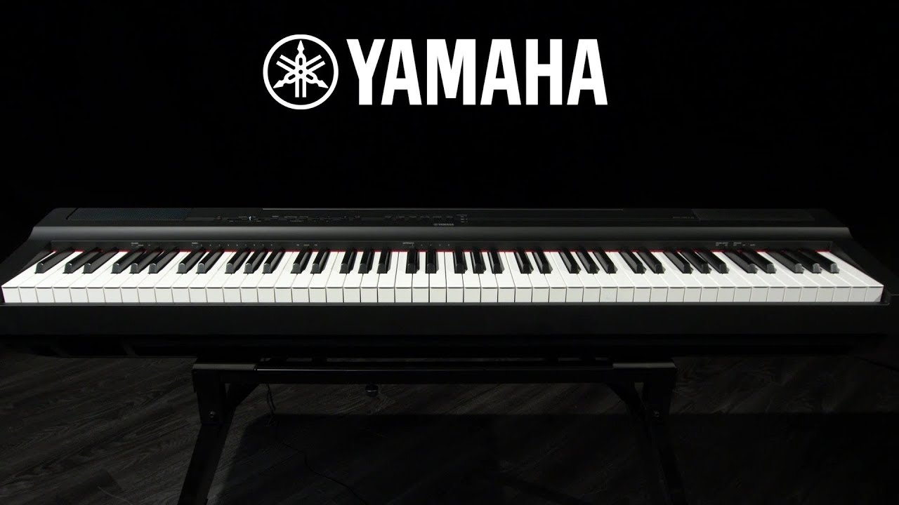 Yamaha P-121 B