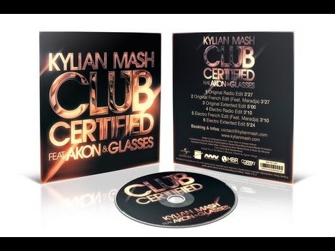 Music video Kylian Mash - Club Certified[feat. Akon, Glasses]