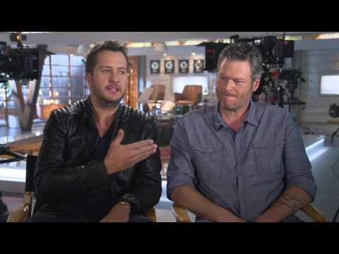 The Voice: Advisors ||  Blake Shelton and Luke Bryan Soundbites || SocialNews.XYZ
