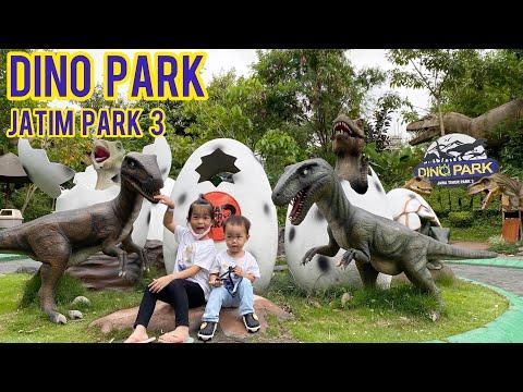 Dino Park | Jatim Park 3 | Batu Malang