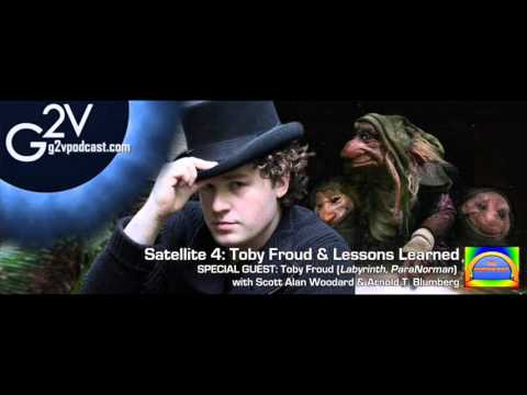 G2V Podcast  Satellite 4  Toby Froud