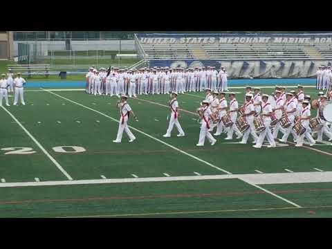 US Merchant Marine Academy Band- Semper Fi