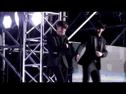 140817 Samsung Galaxy Nanjing Music Festival - Thunder (KAI Ver.)