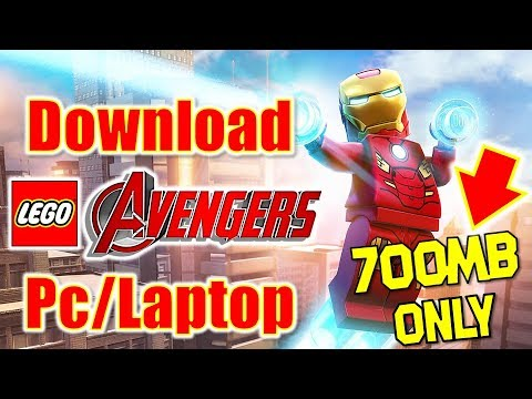 Download And Install Lego Marvel Avenger In PC   Download Lego Marvel Avengers In Low End Pc