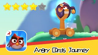 Angry Birds Journey 75 Walkthrough Fling Birds Solve Puzzles Recommend index four stars