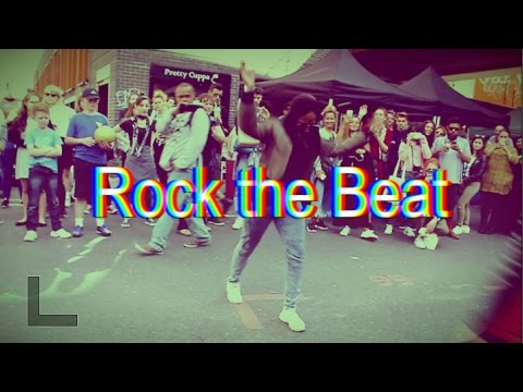 JACK N DANNY - ROCK THE BEAT (official video)