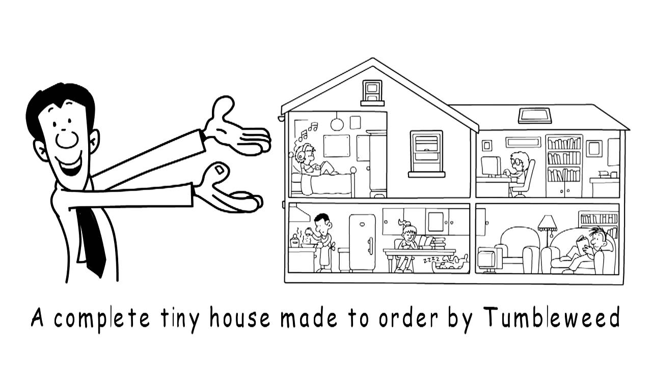 Build A Tiny House Tiny House Cost YouTube