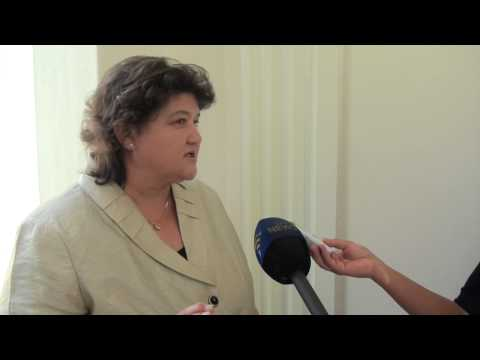 Minister Lynne Brown speaks about the unpredictability of load shedding